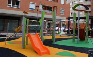 Maestro Solozábal y la plaza Europa estrenarán zona infantil