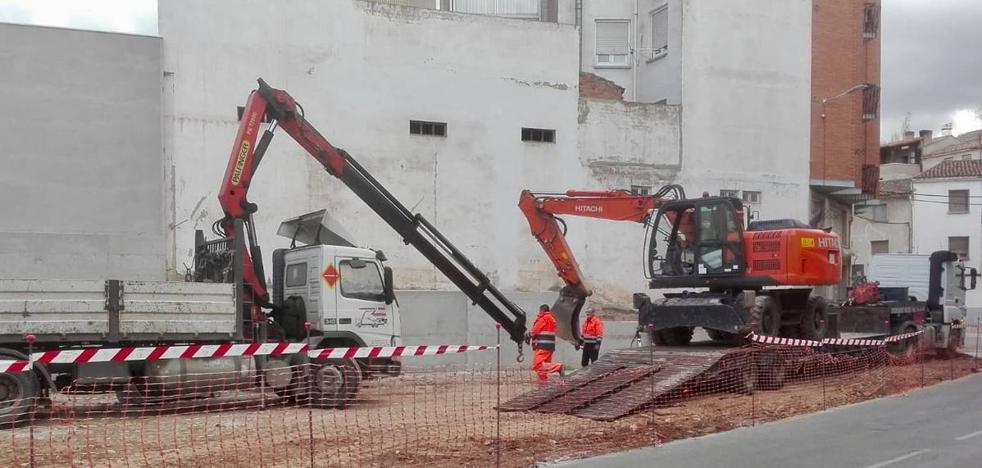 Albelda contará con una nueva terminal de autobuses en la calle Santa Isabel