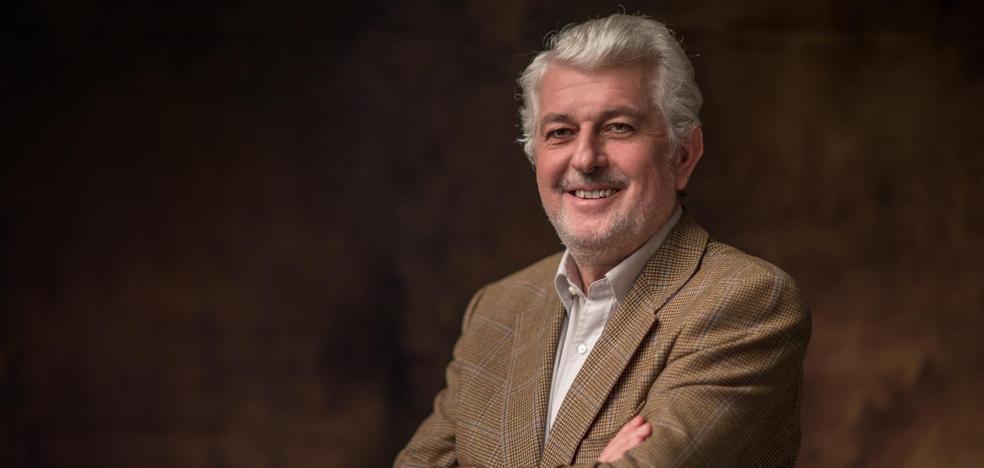 Jorge Cutillas, candidato por La Rioja de Vox al Congreso de los Diputados