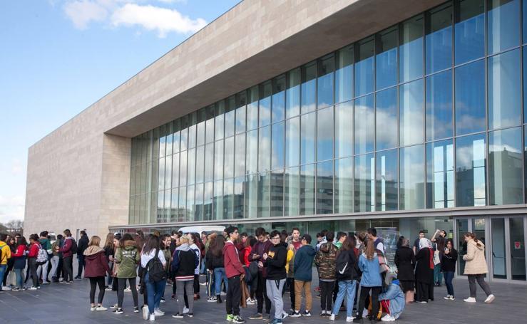 Jornada de Formación Profesional en Riojafórum
