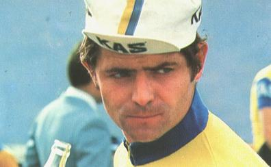 El Club Ciclista Harense homenajea al equipo KAS