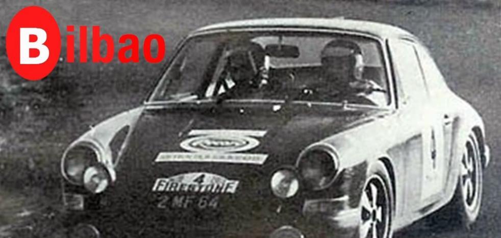 Elciego disfrutará este sábado con los vehículos clásicos del 'Rallyestone'