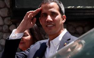 Guaidó reta a Maduro a que lo encarcele como a su jefe de gabinete