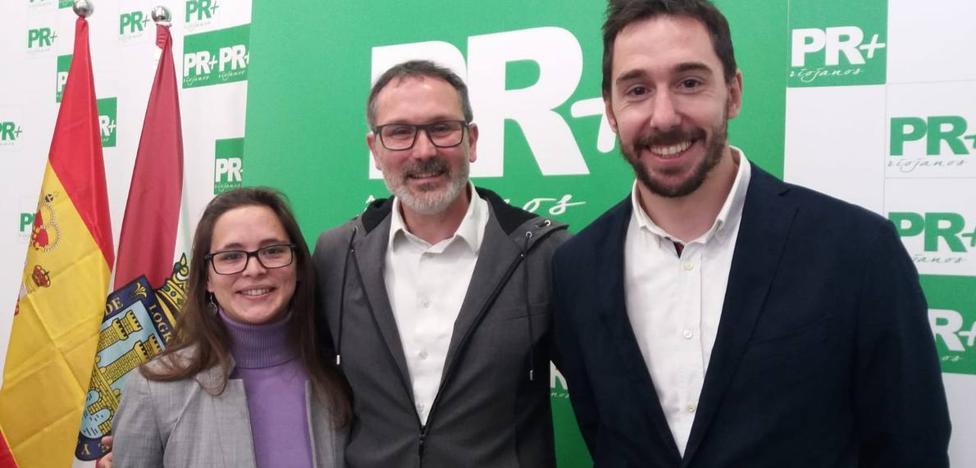 Víctor Grandes, cabeza de lista del PR+ al Congreso