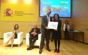 Haro es galardonada en los Premios Nacionales de Comercio Interior