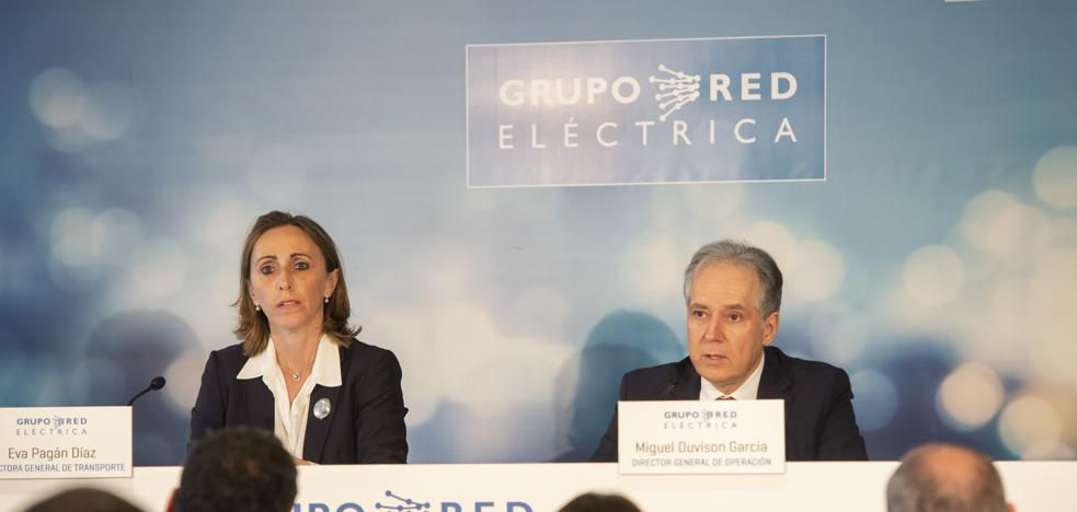 La demanda eléctrica se estanca en La Rioja