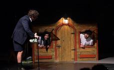 El madrileño Club Caníbal representa 'Algún día todo esto será tuyo' en el Teatro Bretón