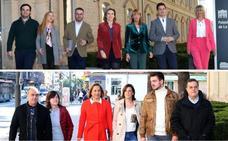 Los partidos registran sus candidaturas para el 28A en la Junta Electoral