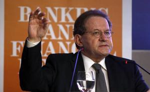 El exvicepresidente del BCE augura fusiones ante el anclaje de tipos en mínimos