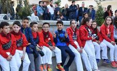 El Villar de Arnedo lanza el chupinazo de las fiestas de la Virgen de la Anunciación