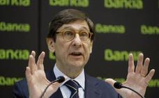 Goirigolzarri admite que el «entorno financiero no es fácil» pero asegura que Bankia crecerá