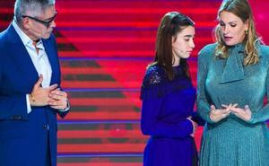 La rinconera Lucía España, este sábado en Prodigios TVE