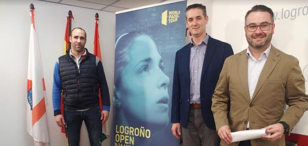 Más de un centenar de partidos de la previa del Logroño Open World Pádel Tour serán gratuitos