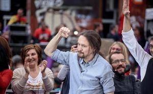 Pablo Iglesias regresa con su discurso más izquierdista