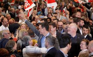 Sánchez apela al voto moderado el 28-A para no «depender de nadie»