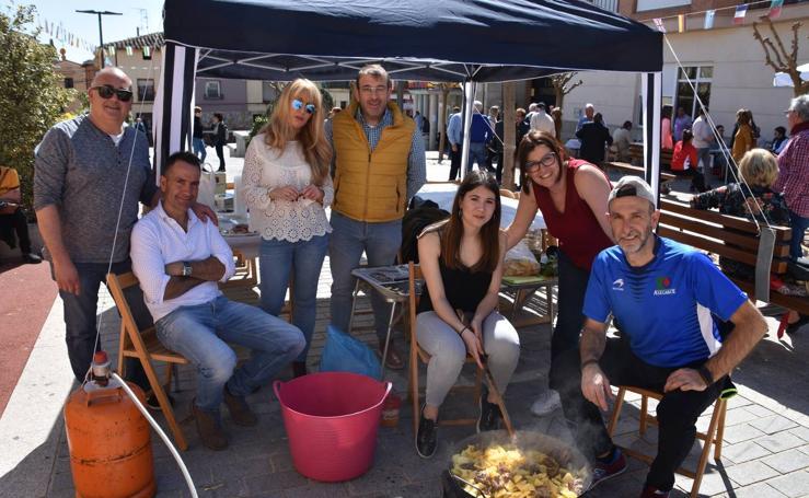 Sábado de fiestas en el Villar de Arnedo