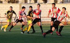 La UDL Promesas se da un festín de goles ante el Vianés