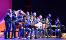 El Ideal acoge el 50 aniversario del grupo scout Nuestra Señora de Guadalupe de Calahorra