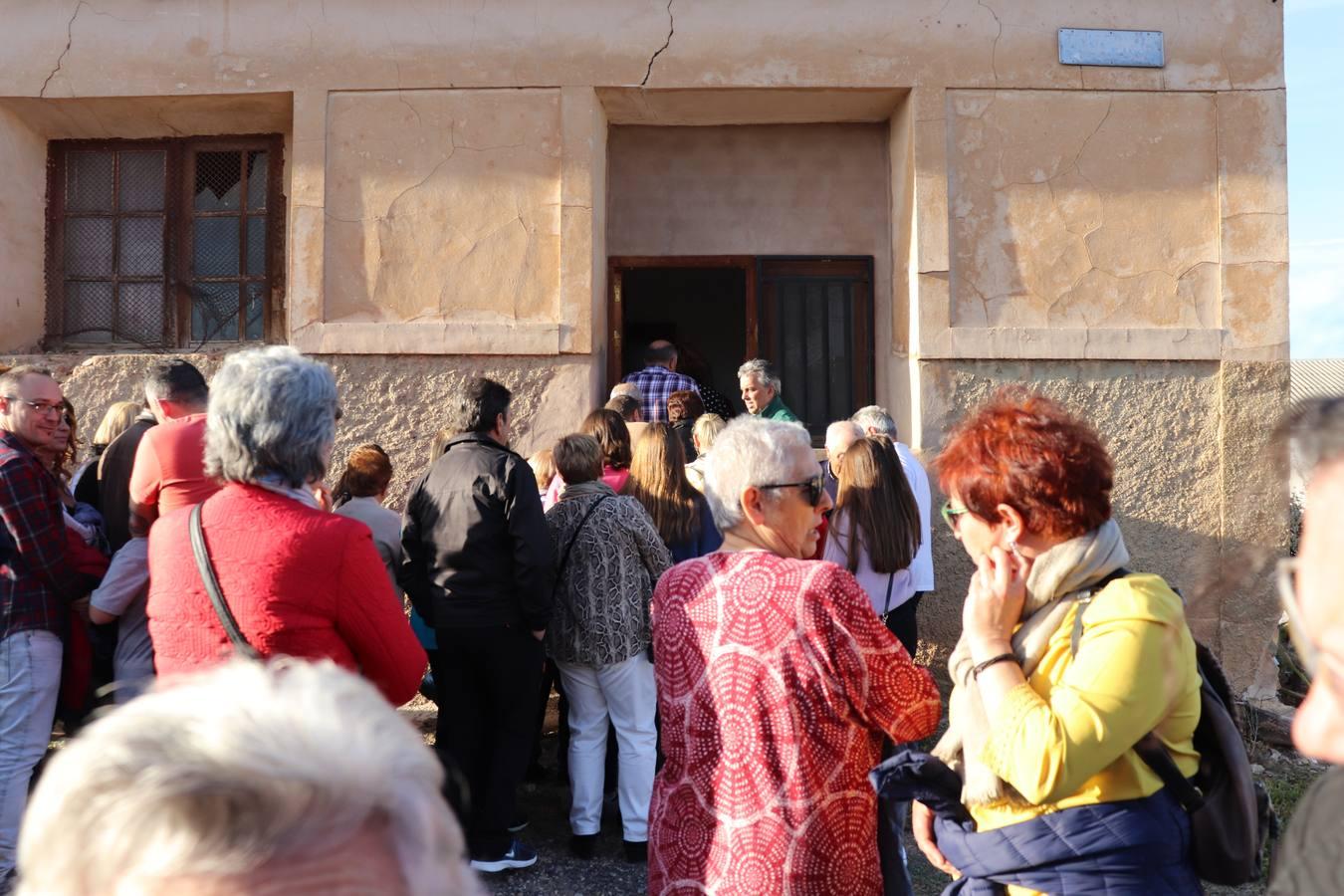 Fiesta de la Tostada en Cabretón