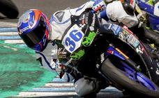 Muere un piloto de 14 años arrollado cuando competía en el circuito de Jerez