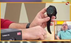 ¡El smartwatch con un mes de batería!