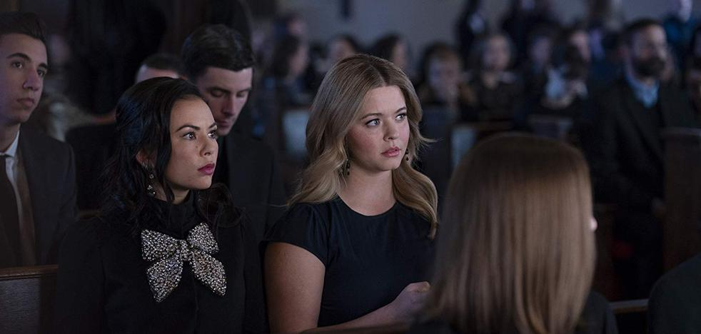'Pretty Little Liars: The Perfectionist', una burda copia para estirar el chicle