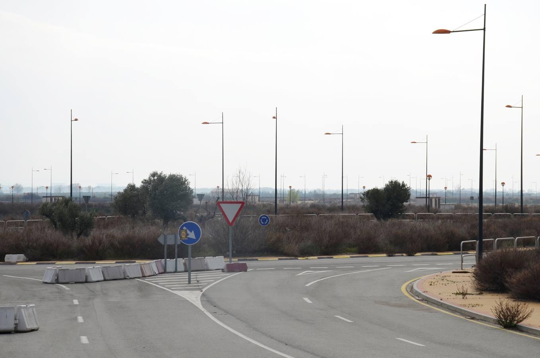 El convenio entre Sepes y el Ayuntamiento de Calahorra para la construcción del acceso al polígono del Recuenco se somete a exposición pública