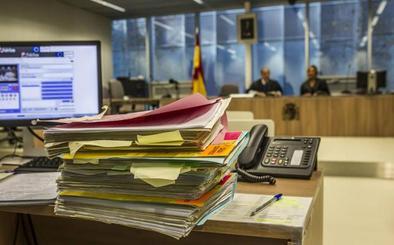 Tres años y medio de prisión por vender hachís en un locutorio de Logroño