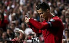 Cristiano Ronaldo llegará justo al duelo de ida con el Ajax