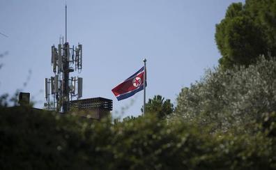 Un mexicano residente en EE UU dirigió el asalto a la embajada de Corea en España y avisó al FBI