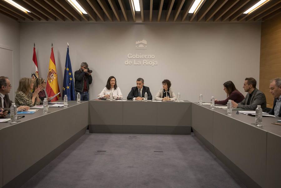 2.325 personas perciben la Renta de Ciudadanía en La Rioja
