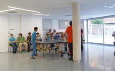 La oficina del DNI, en el centro joven