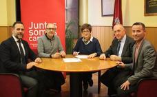 Jóvenes con discapacidad intelectual harán prácticas en el Ayuntamiento alfareño
