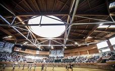 Las constructoras sufragarán las obras contra las goteras del Arnedo Arena