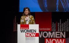 Carmen Calvo: «Nada ni nadie se puede mover en la política contra las mujeres»