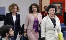 El Gobierno garantiza que el referéndum es «una raya roja» que no cruzará