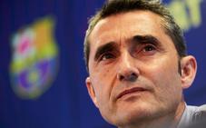 Valverde: «A Messi le estamos cuidando desde antes de Navidad»