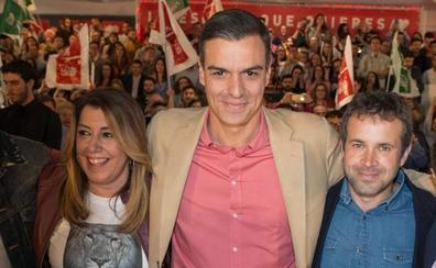 Sánchez pide el voto ante una derecha «predemocrática»