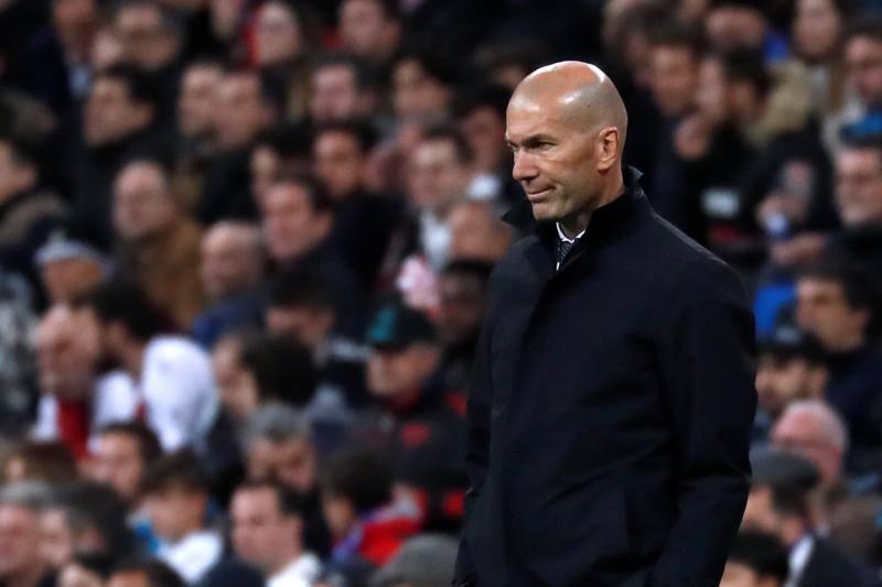 Zidane: «Necesitábamos ganar para nuestra moral»