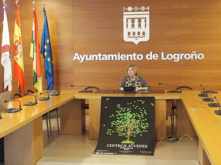 Los Centros Jóvenes de Logroño tendrán programación especial en Semana Santa