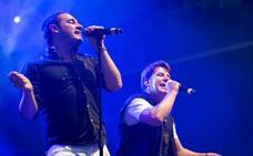 La escasa venta de entradas provoca la cancelación del concierto de Andy y Lucas del 6 de abril