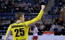Sergey Hernández seguirá un año más en Logroño