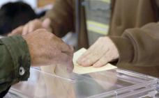 Mesas electorales de Santo Domingo de La Calzada
