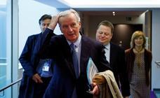 Barnier: Un 'brexit' sin acuerdo es «cada día más probable»