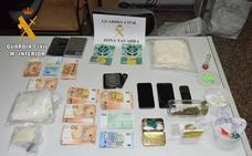 Detenido en Calahorra un hombre en una operación antidroga
