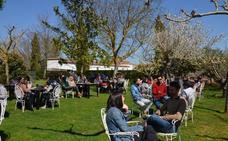El 'Spring Wine Fest' llevó a más de 900 personas a Villa-Lucía