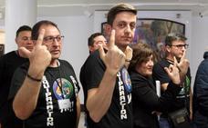 Un parlamentario de Bildu llama «nazis» y «asquerosos» a policías y guardias civiles