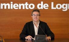 San Martín, candidato a alcalde de Logroño por Ciudadanos