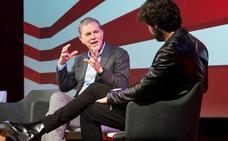 Reed Hastings: «Formaremos parte del ecosistema español para siempre»