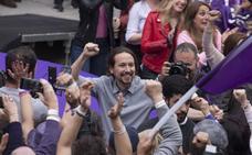 Pablo Iglesias visita por fin La Rioja: el día 16, mitin